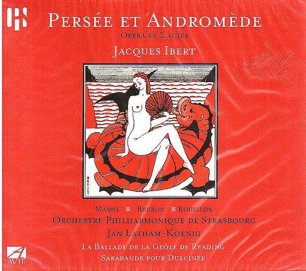 【正版全新CD清倉  4.5折】Ibert: Persée et Andromède