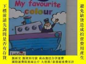 二手書博民逛書店My罕見favourite colourY218288 Lady