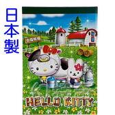 KITTY 乳牛牧場限定版便條紙本781913 【玩之內】 製
