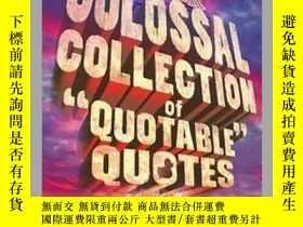 二手書博民逛書店Uncle罕見John s Bathroom Reader Colossal Collection of Quot