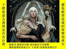 二手書博民逛書店Dragon罕見Age: The Masked EmpireY256260 Patrick Weekes To