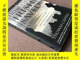 二手書博民逛書店How罕見the Irish Saved Civilizatio