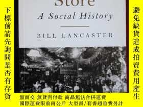 二手書博民逛書店Department罕見Store: A Social Hist