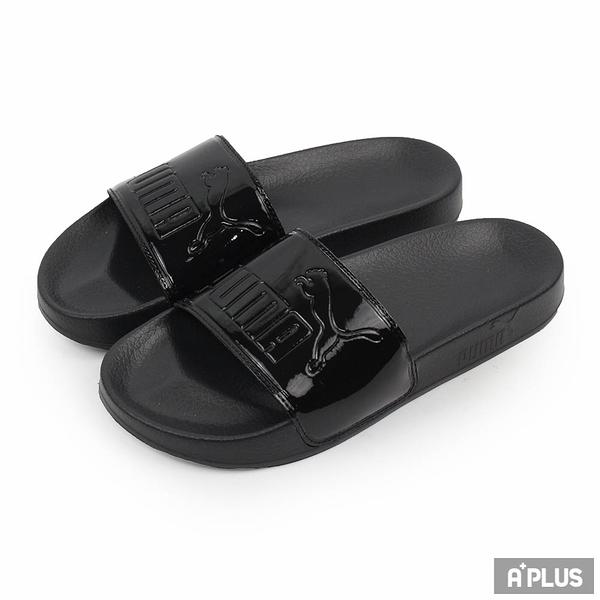 PUMA 女 LEADCAT PATENT WNS  拖鞋 - 36728201