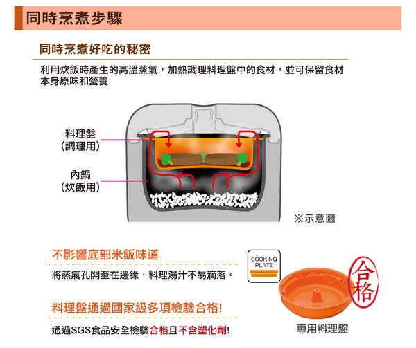 TIGER虎牌10人份微電腦多功能炊飯電子鍋JBV-S18R