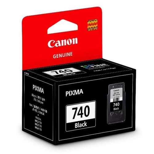 CANON PG-740 原廠黑色墨水匣 適用 MG3570/MG3670/MX477