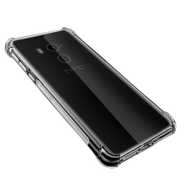 HTC 手機殼 U11 U12  Plus EyesLif  冰晶盾 四角氣囊 透明 全包 防摔 軟殼 保護套 保護殼