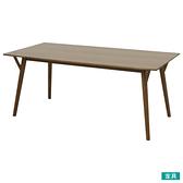 ◎木質餐桌 FILLN3 180 MBR NITORI宜得利家居