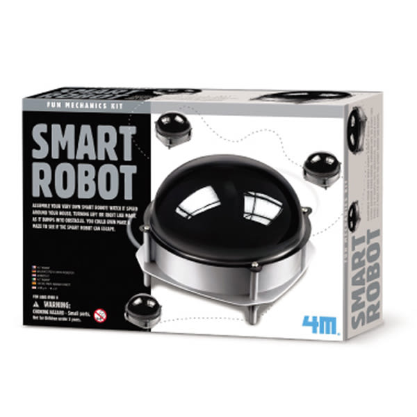 【4M】科學探索系列 - 聰明球 SMART ROBOT 00-03272