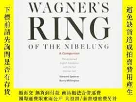 二手書博民逛書店Wagner s罕見Ring Of The Nibelung-瓦格納的尼伯龍戒指Y436638 Stewart