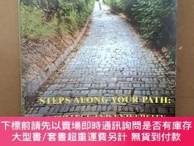 二手書博民逛書店STEPS罕見ALONG YOUR PATH:A COLLEGE AND UNIVERSITY PLANNING