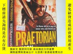二手書博民逛書店Praetorian:in罕見Rome AD 51 it pay