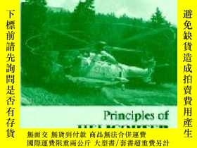 二手書博民逛書店Principles罕見Of Helicopter AerodynamicsY256260 Leishman,