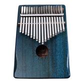 沃爾特卡林巴琴17音拇指琴鋼琴旅行kalimba初學非洲手指琴便捷WY