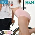 【海夫健康生活館】南良H&H PROTIMO全抗菌無縫提臀內褲 雙包裝(粉色)