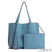 托特包-法國盒子.M2訂製韓版流蘇托特包(共四色)0125