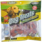 Dog Treats 潔牙系列-雙效螺旋潔牙雞肉啞鈴 200G x 2包