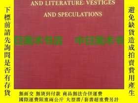 二手書博民逛書店1942年初版罕見EARLY CHINESE SYMBOLS AND LITERATURE《商代青銅器造型與紋飾考