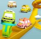 玩具手錶 兒童玩具手表男孩女孩電子表汽車兒童卡通發光閃光【快速出貨八折特惠】