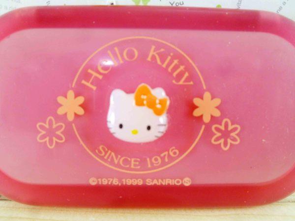 【震撼精品百貨】Hello Kitty 凱蒂貓-KITTY鏡梳組-長粉