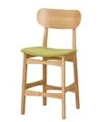【南洋風休閒傢俱】吧台椅系列-菲絲特實木布製吧台椅 中島吧檯椅 酒吧椅 CX1073-6-7-9