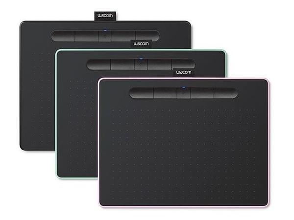 Wacom Intuos Comfort Plus Medium 繪圖板(藍芽版) CTL-6100WL