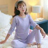 新款長袖月子服秋衣秋褲哺乳衣季棉質寬鬆大碼孕婦產婦喂奶衣 全網最低價最後兩天