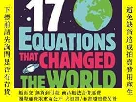 二手書博民逛書店Seventeen罕見Equations That Changed The WorldY364682 Ian