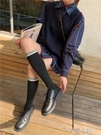 牛津鞋春季復古英倫雕花系帶橡膠軟底切爾西低幫鞋單鞋女鞋牛津鞋特賣