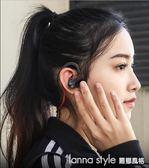藍芽耳機掛耳式跑步頭戴雙耳4.1入耳式無線運動蘋果耳塞式重低音  LannaS