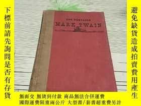 二手書博民逛書店THE罕見PORTABLE MARK TWAIN 馬克·吐溫小說