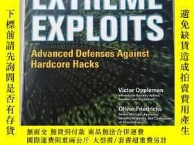 二手書博民逛書店Extreme罕見ExploitsY385290 Victor Oppleman, Oliver Fried