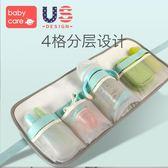 媽咪包便攜媽咪包 多功能孕婦包奶瓶包圍腰收奶袋外出用品包 喵小姐
