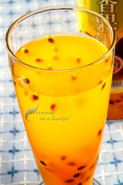 百香果汁---埔里鎮農會(另有金桔汁、桑葚汁、蔓越梅汁、桂花釀、玫瑰花釀等)