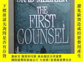 二手書博民逛書店英文原版罕見The First Counsel by Brad