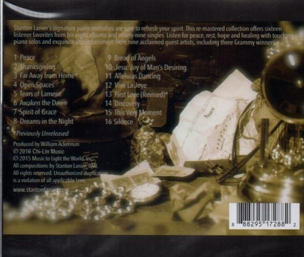 【停看聽音響唱片】【CD】史坦頓萊納:珍藏寧靜(精選+新曲)