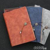記事本 商務筆記本文具中國風簡約A5活頁公司辦公會議禮盒套裝 新品