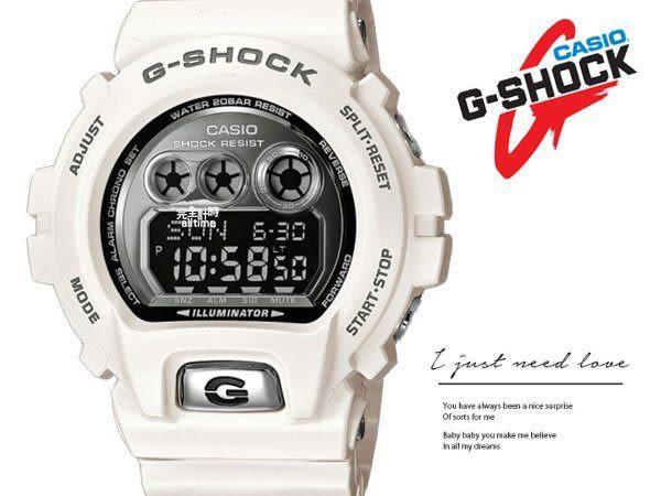 【完全計時】手錶館│日本G-SHOCK GD-X6900FB-7DR 時尚潮流腕錶 GD-X6900FB