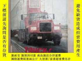 二手書博民逛書店Truck罕見Trucking and you (精裝)Y947