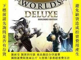 二手書博民逛書店Savage罕見Worlds Deluxe Explorer s