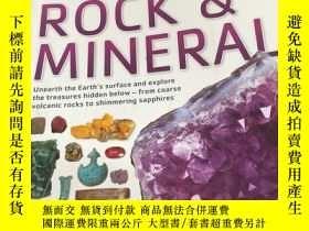二手書博民逛書店Rock罕見& Mineral (DK Eyewitness)Y270289