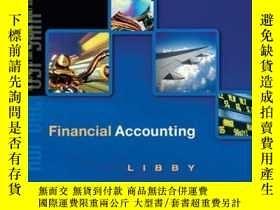 二手書博民逛書店Financial罕見Accounting: With Topic Tackler Cd-rom Nettutor
