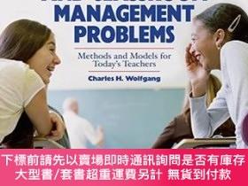 二手書博民逛書店預訂Solve罕見Discipline & Classroom Management 7Th EdY49292