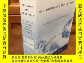 二手書博民逛書店The罕見Agony and the Ecstasy: A Bi