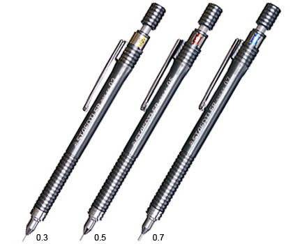 日本施德樓STAEDTLER65型繪圖自動鉛筆*MS92565