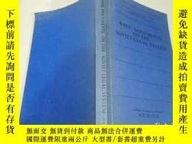 二手書博民逛書店BASIC罕見DOCUMENTS ON THE SOVIET L