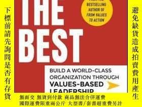 二手書博民逛書店Becoming罕見the Best: Build a World-Class Organization Thro