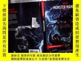 二手書博民逛書店MONSTER罕見MANUAL 怪物手冊Y261116 ISBN