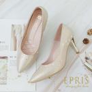 現貨 時尚手做婚紗鞋 手工婚鞋推薦 花火女神 閃耀波光 好走不磨腳 20.5-26 EPRIS艾佩絲-波光金