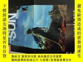 二手書博民逛書店電影世界罕見海報 太陽照常升起Y3408